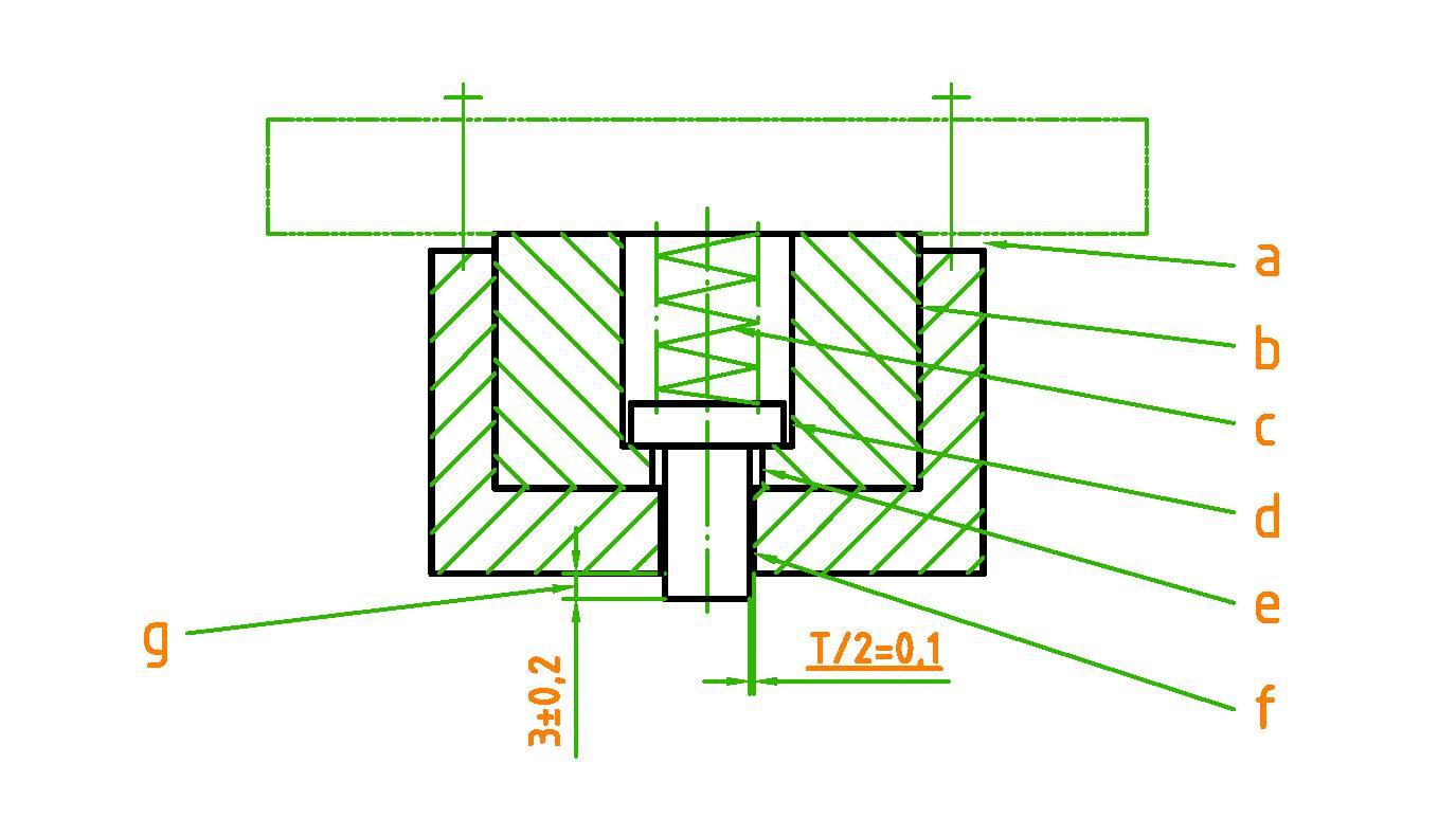 تلرانس گذاری ابعادی و هندسی