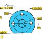 دوره غیرحضوری تلرانس گذاری هندسی